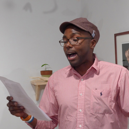 Hakim Bellamy reads Food Sovereignty