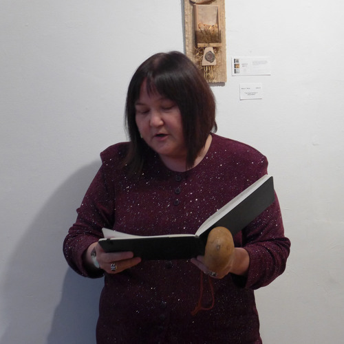 Mary Oishi reads When I sing of seeds