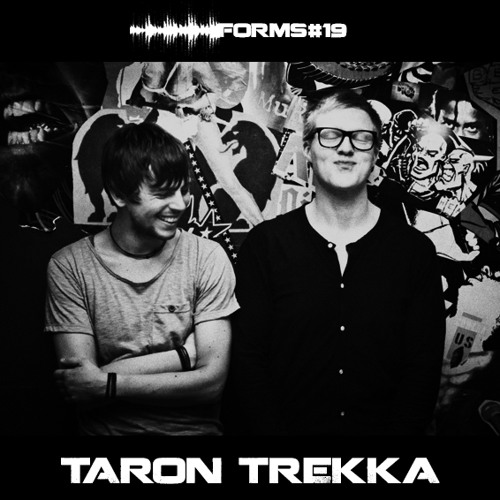 Waveforms Podcast Episode 19 - Taron Trekka