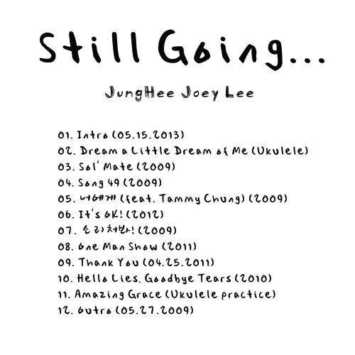 Still Going... - 11 - Amazing Grace (Ukulele practice)