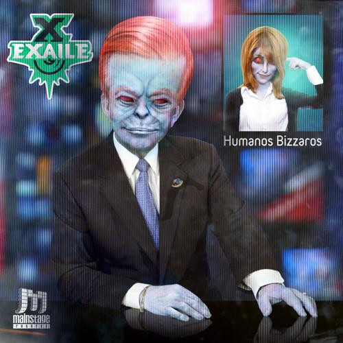 Exaile-Humanos bizzaros-EP Mixed sample