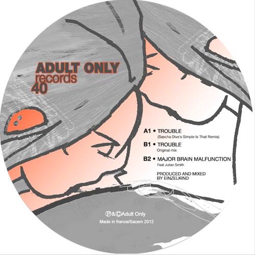 Einzelkind - Major Brain Malfunction - Adult Only 040