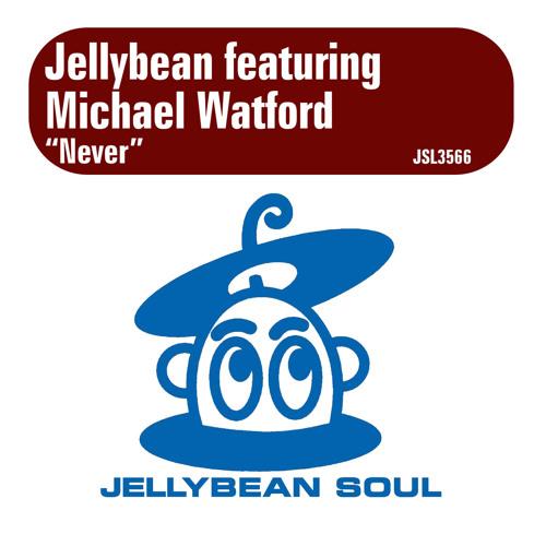 "Jellybean & Michael Watford ""Never"" (Jellybean & Mena Keys Mix) ~ Snippet - Preview"