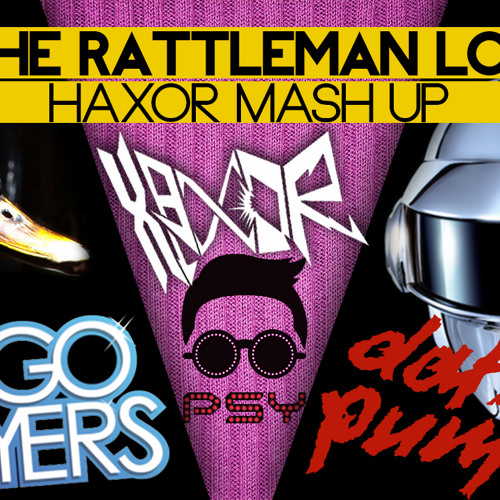 GET THE RATTLEMAN LOGIC UP (HAX0R Mash Up)