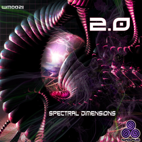 2.0 - Consciousness Revolutiohm (Spectral Dimensions EP by Womb Rec)