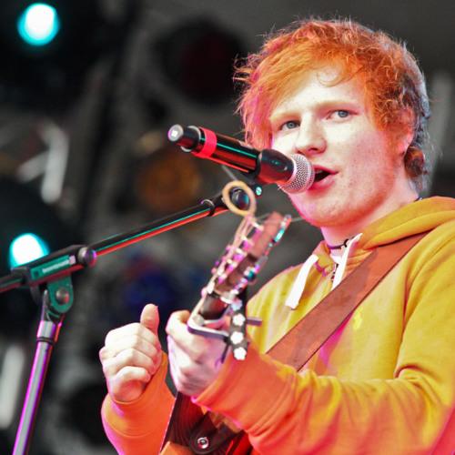 Ed Sheeran Wayfaring stranger (cover) - Ayer aka cj.croucher