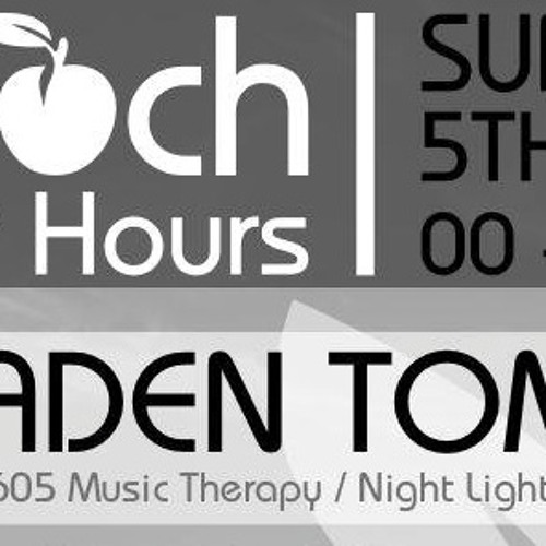 MLADEN TOMIC - Live at Peach @ The Car Wash, Liverpool, UK, 05.05.2013.