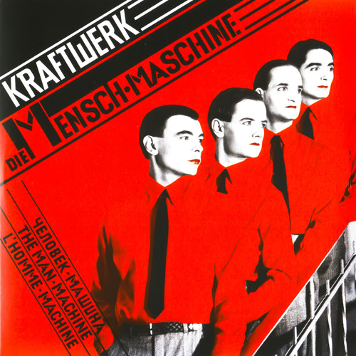 Kraftwerk The Robots cover / tribute
