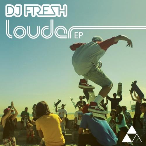 DJ Fresh - Louder (AMAZE REMIX)