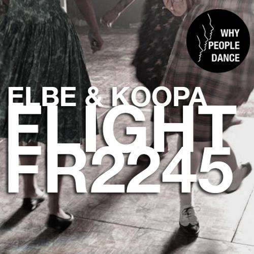 Elbe Egon & Koopa - Flight FR2245