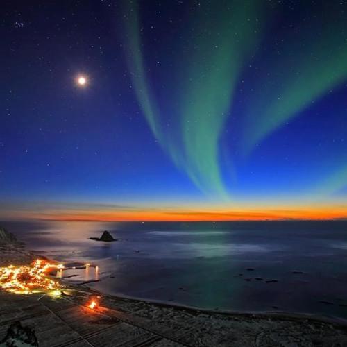 An Arctic Story in DADEBA