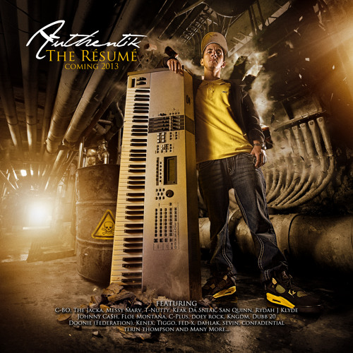 Ridin Scraperz feat. Bueno, Tone Malone produced by Authentik