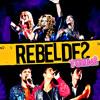 Rebeldes - Certos Dias (Ao Vivo) Portada del disco