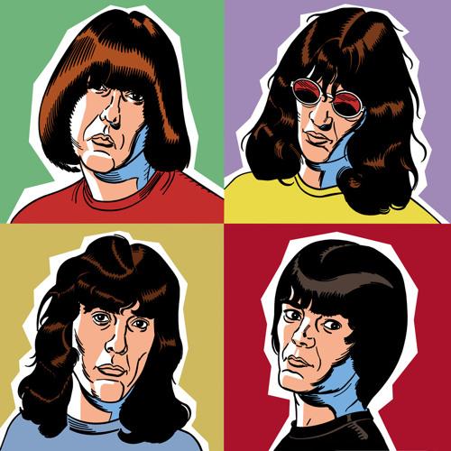 Eightcubed vs. The Ramones (Blitzkreig Bop Remix)