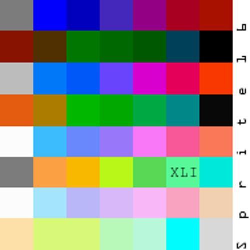 Sprite 16: XLI - LVI: The Mesh of the Gears