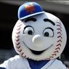 MLB Mascot Mr. Met