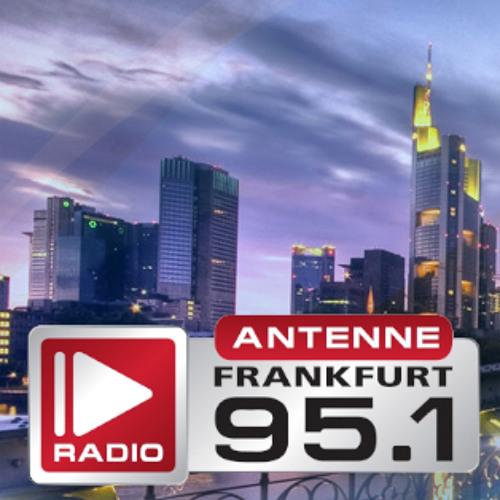 Antenne Frankfurt 95.1 STATION VOICE; Sprecher Thorsten Schmidt spricht OFF, commercial, synchro