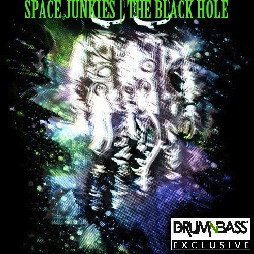 The Black Hole by Space Junkies - DrumNBass.NET Exclusive