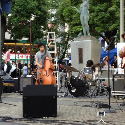 Ignoranza 1st LIVE @IKEBUKURO West entrance park