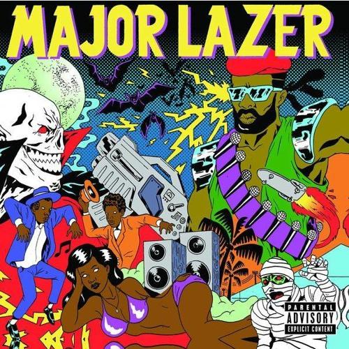 Major Lazer - Get Free (Happy Boy Remix)