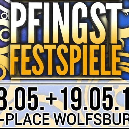 Andre Fey - LIVE @ Pfingstfestspiele 2013 | D-Place Wolfsburg | www.farbtoene.net |
