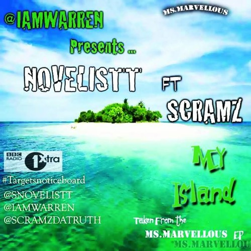 My island FT Scramz