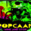 Popcaan Wine Stop Raw May 2013 Album Cover
