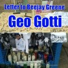 Letter To BeeJay Greene