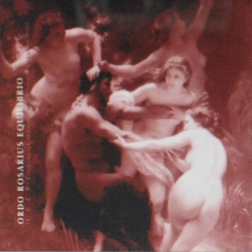 Ordo rosarius equilibrio - Mary dances in the Shadows-The holiest of harlots (2003)