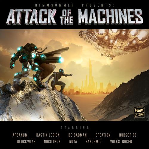 Bastik Legion - The New Machine