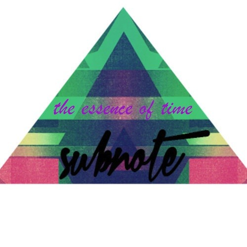 The Essence Of Time by Subnote