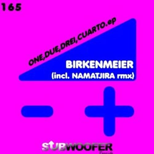 Birkenmeier - Welfare (Namatjira Remix) 128Kbps Preview (Subwoofer Records)