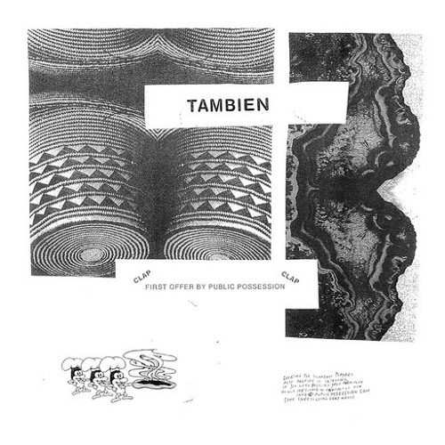 Tambien - Robusto / Sexalität (out now vinyl on Public Possession)