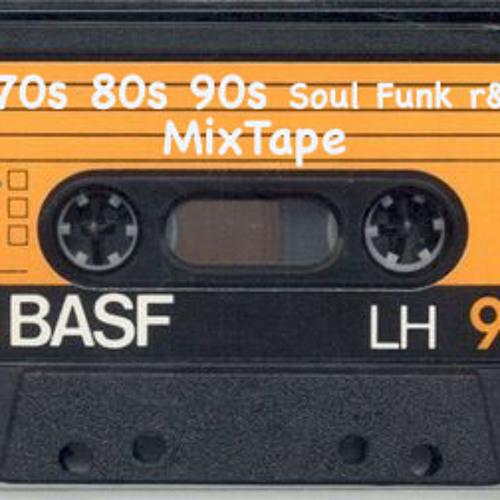 Mixtape: 70s80s90s soul funk r&b mixx