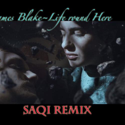 James Blake~life Round Here (saQi Remix)