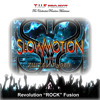 "ZШΣΛИ Fχ989 (SlowMotion band) - Revolution ""ROCK"" Fusion ²º¹³ (without Vocals & Lyrics) ♫SOULDANCE♪"