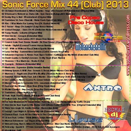Sonic Force Mix 44 (Club) 04 Club