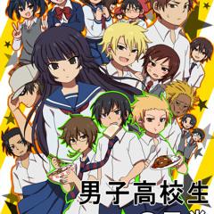 Danshi Kokosei no Nichijyo Open - Shiny tale
