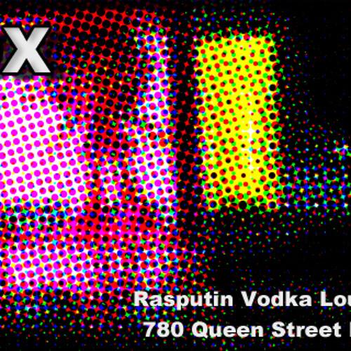 Alex Rouk @Rasputin Bar - Toronto,Canada (18/05/2013)