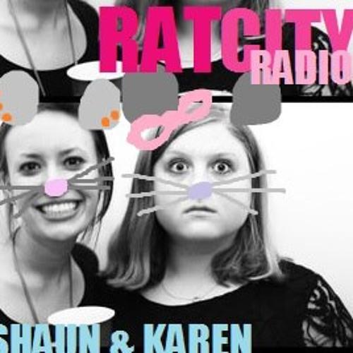 RAT CITY RADIO EPISODE 21 AND OVER!