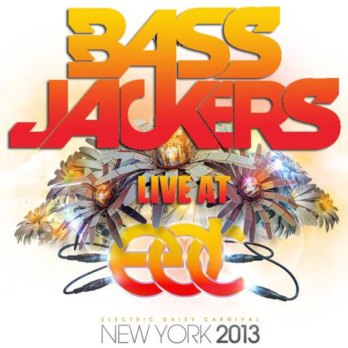 Bassjackers - Live @ EDCNY 18-5-2013