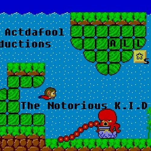 """Alex """"Notorious"""" K.I.DD [sega_master_mixer] [actdafoOL_rmx]"""