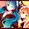 A female ninja But i want to love - Miku & Rin