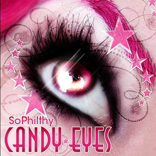 Candy Eyes (Instrumental)