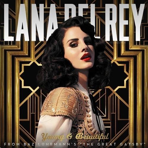 Lana Del Rey - Young and Beautiful (Disfigure Bootleg)