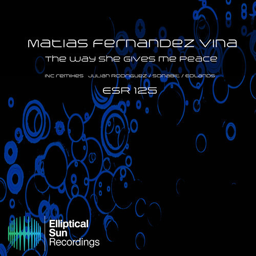 Matías Fernandez Viña - The Way She Gives Me Peace (Sonabit Remix) [ESR125]