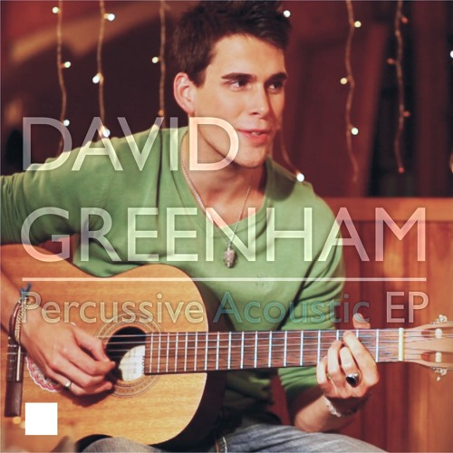 Holding You (Solo Acoustic) - David Greenham