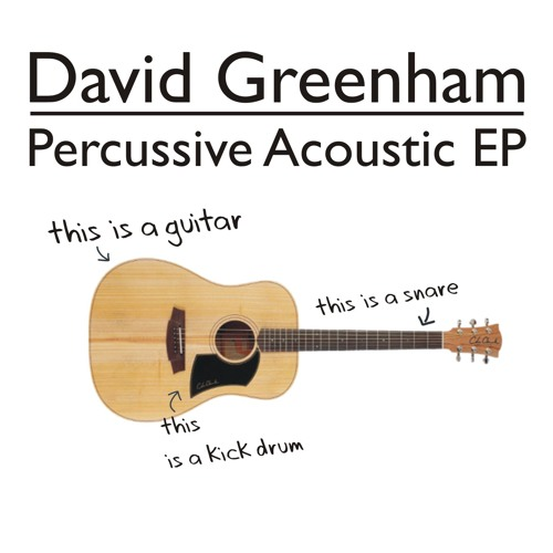 7 Wonders (Solo Acoustic) - David Greenham