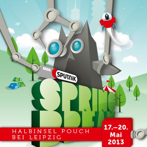 Hedgehog Live At Sputnik Springbreak 2013 (05-17-2013)