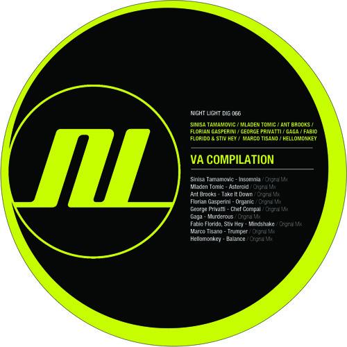 Mladen Tomic - Floor Mover [Definitive Recordings]